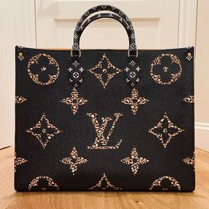 Louis Vuitton Jungle ONTHEGO GM